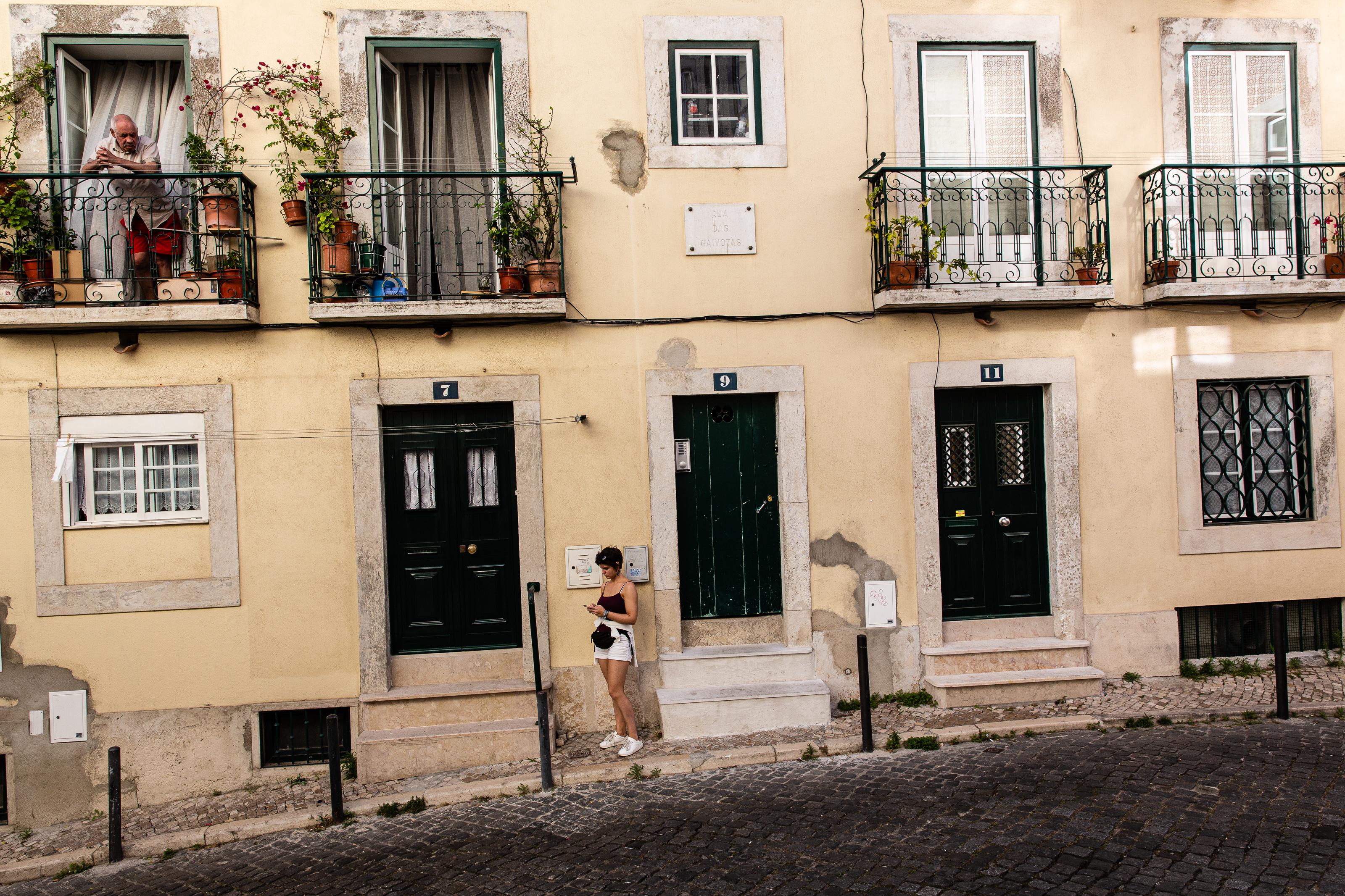 A Lisbon Facade
